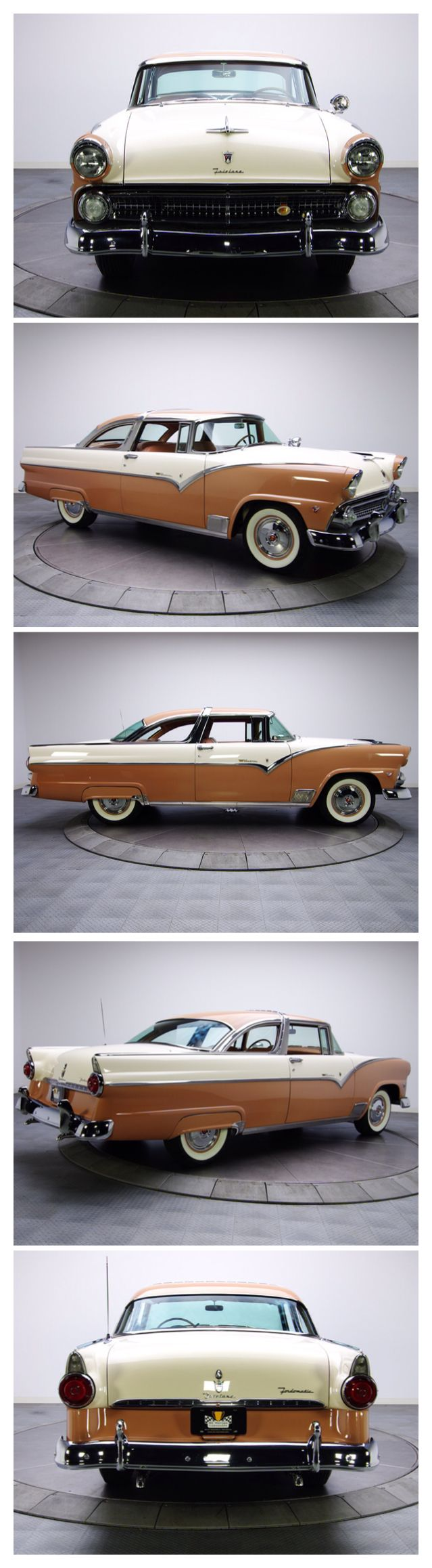 1956 Ford Crown Victoria...Brought to you by House of Insurance in #EugeneOregon call for a free price  comparison 541-345-4191.