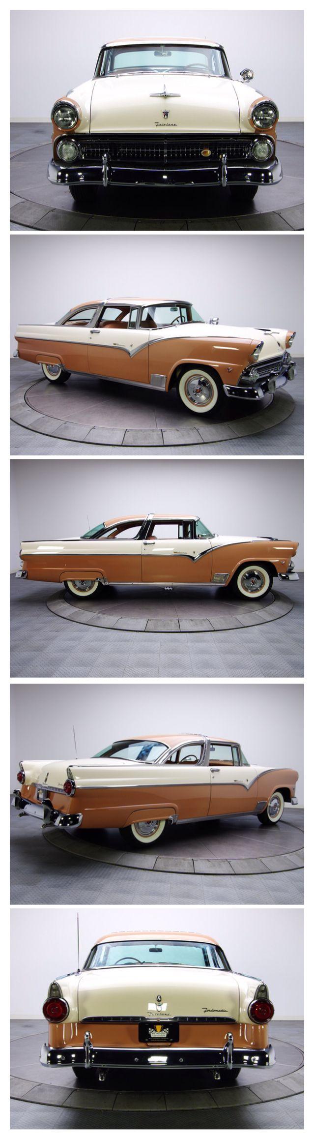 1956 Fairlane Crown Victoria