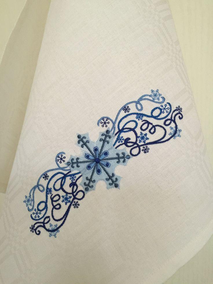 Linen Dish Towel Embroidery Kitchen Decor Tea Towel Hand Towel Guest Towel Gift (20.80 USD) by Rokasdarbi