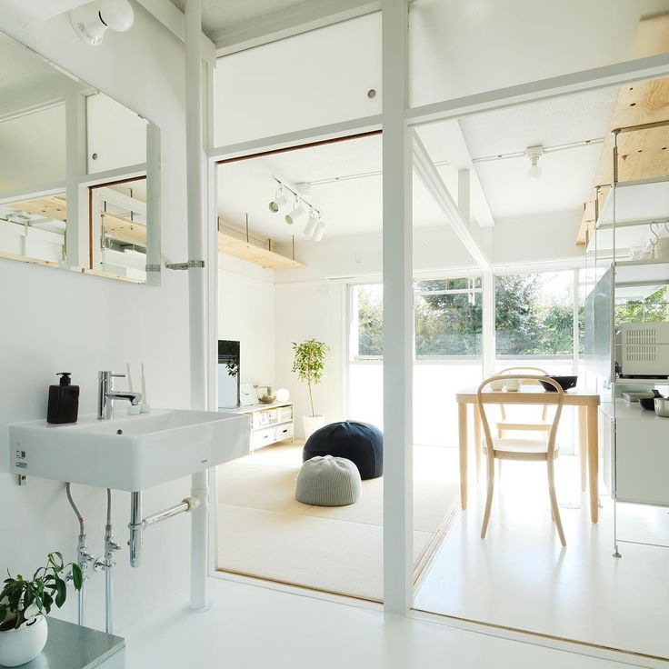 Muji Home on small living room design