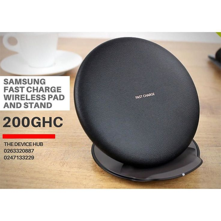 SAMSUNG FAST CHARGE WIRELESS PAD FOR SAMSUNG DEVICES IPHONE 88 PLUS AND X PRICE:200GHC  TO ORDER  CALL: 0263320887/0230357751 WHATSAPP: 0263320887 always demand an e-receipt after purchase  WE DELIVER NATIONWIDE #Kumasi #Accra #Ho #Sunyani #CapeCoast #Takoradi #Tamale #koforidua #Wa  #Bolgatanga #Tarkwa