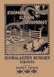 Suomalaisten Runojen Uskonto, 1915