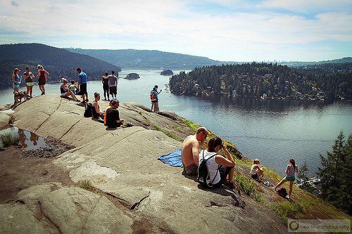 Deep Cove, North Vancouver, British Columbia