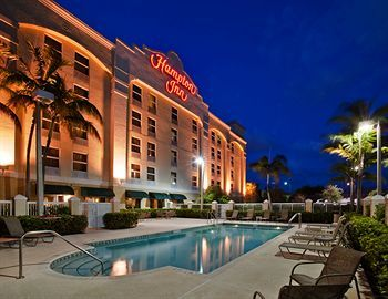 Hampton Inn Ft. Lauderdale Airport North Cruise Port. booked this hotel for our cruise this year.