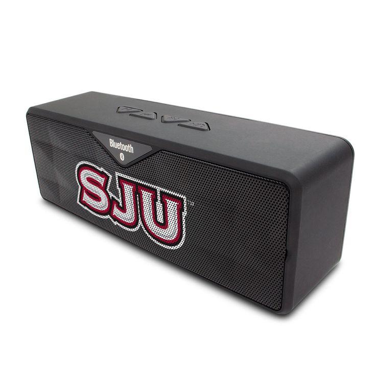 Saint Joseph's University Black Bluetooth Sound Box, Classic