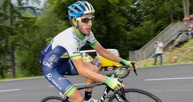 Vuelta a Espana: Britain's Adam Yates called up to Orica-GreenEdge's nine-man squad