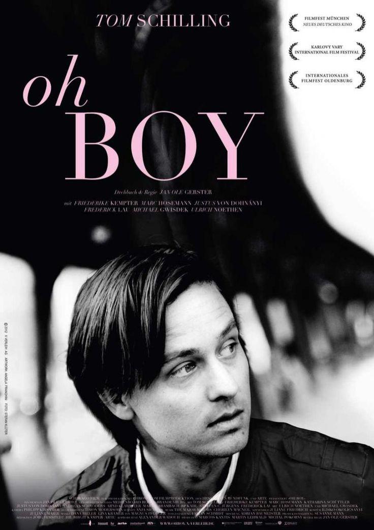 Oh Boy (2012) Alemaña. Dir: Jan Ole Gerster. Drama. Comedia. Adolescencia - DVD CINE 2305