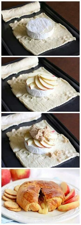 Apple Brie