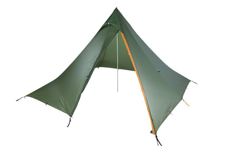 Nigor Wickiup 4 Fly And Dac Pole - Tente - Equipement de survie http://www.equipement-de-survie.fr/produit/couchage/tente/wickiup-4-fly-and-dac-pole-nigor