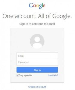 Google Account Setup - http://www.gmailloginemail.org/google-account-setup/