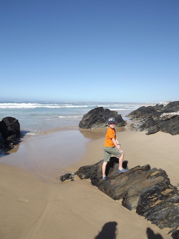 James on Plettenburg Bay Beach