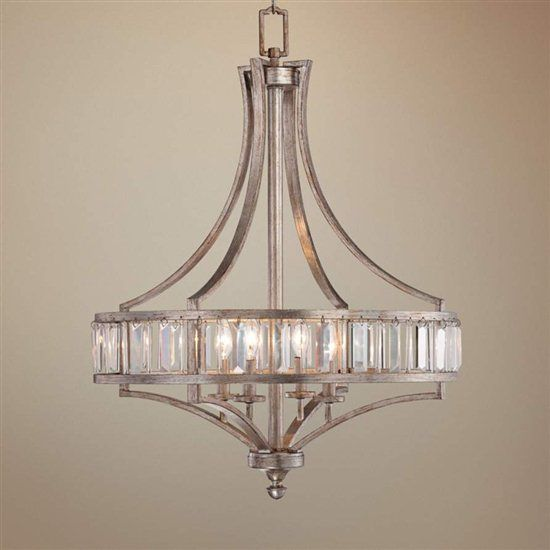 An Elegant Transitional Crystal Chandelier by Possini - Lighting & Interior Design Ideas Blog - Community - LampsPlus.com - Information Center