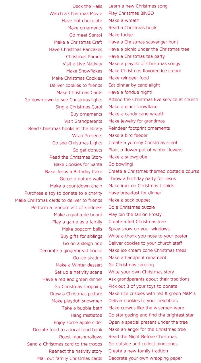 Advent activities - previous pinned said for toddlers, but many apply to families with children in general.