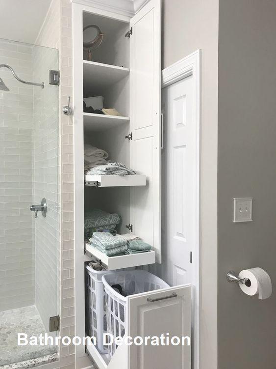 30+ Impressive Master Bathroom Remodel : Before & After Renovation