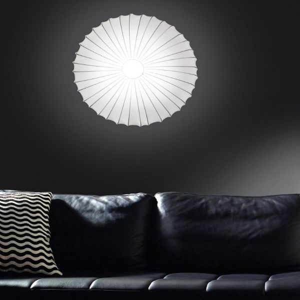 Plmuse 80 by Axolight #Design #interior  #homedecor #lamp   #blackinterior