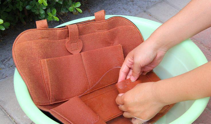 Auto Car Seat Storage Bag Hanger Car Seat Cover Organizer Multifunction Vehicle Storage Bag