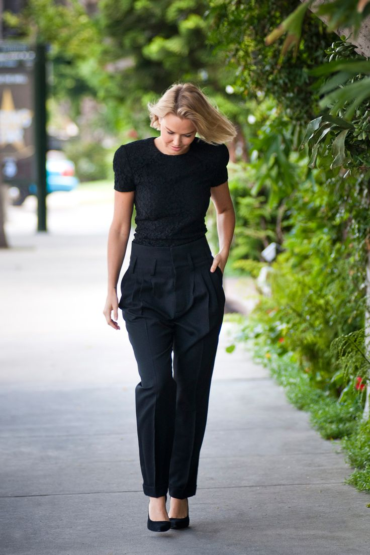 "Lara Bingle On Killer Style & Boyfriends You and your boyfriend Sam [Worthington] always look so chic and well coordinated (without ever looking too matchy). Since you started dating, do you think your sense of style has influenced the way he dresses at all? ""Thank you! I love fashion and I always have. I'm constantly inspired by Australian and international designers, and the people I meet in my travels. I'm flattered that some ..."