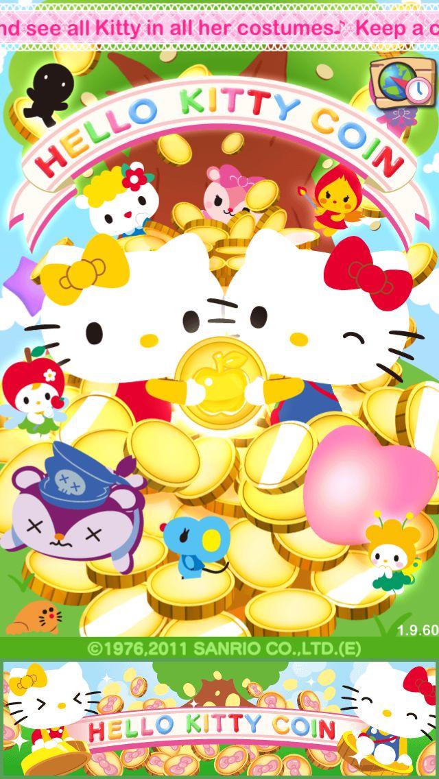 Hello Kitty Coin app for iPhone  iPad