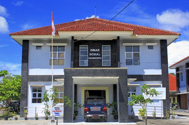 Kantor Dinas Sosial Kabupaten Bantul