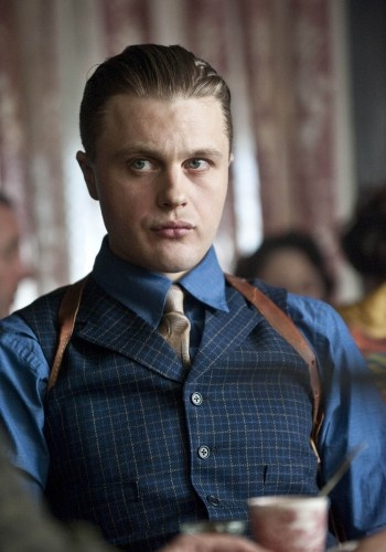Michael Pitts as Jimmy Darmody ~ Boardwalk Empire