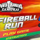 Power Rangers Samurai Fireball