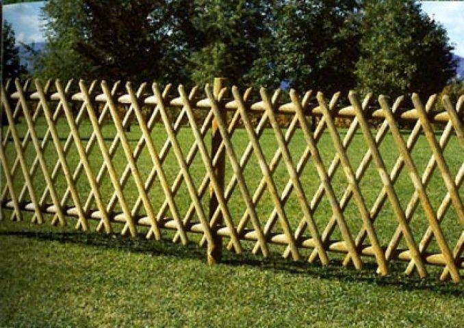 17 migliori idee su recinzioni da giardino su pinterest for Recinzione legno