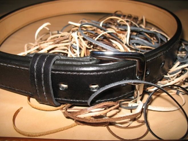 Gries Handmade Leather Belt - Leather4sure Men 2015 - 2016 http://profotolib.com/picture.php?/19857/category/554