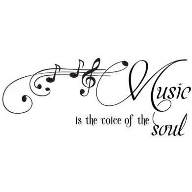 Music Is the Voice