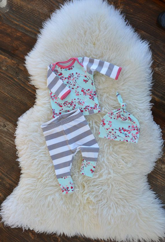 Check out this item in my Etsy shop https://www.etsy.com/listing/267711920/baby-girl-newborn-outfit-take-home