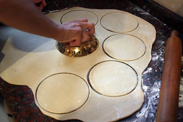Tapas para empanadas y Tartas