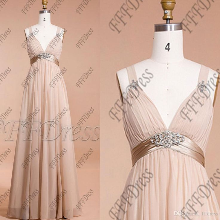 $120 custom, many colors.Buy wholesale romantic bridesmaid dresses,sale bridesmaid dresses along with short sleeve bridesmaid dresses on DHgate.com and the particular good one- champagne maternity bridesmaid dresses for pregnant long v neck empire waist formal gowns crystal beaded evening dresses is recommended by fffdress at a discount.