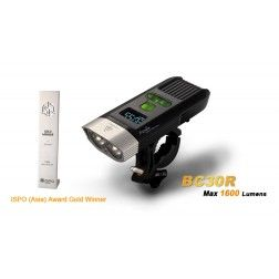 Fenix BC30R Rechargeable Bike Light (1600 lumens)