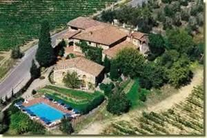 Hotel Belvedere Di San Leonino, Castellina in Chianti, Italy - This is where we stayed while in Tuscany. It was out in the countryside off a narrow road,  surrounded by vineyards. MAJESTIC!!!