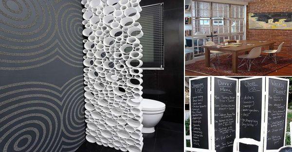 #Ideas #Hogar Ideas para separar ambientes