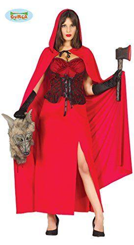 Damen Rotkäppchen Kostüm ca 19€ | Kostüm-Idee zu Karneval, Halloween & Fasching