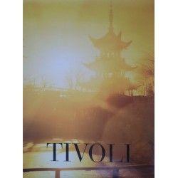 2003 Tivoli Gardens Poster by Erik Steffensen- Original Vintage poster