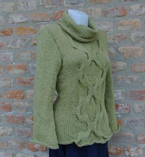 Elvesztetted a fonalat? Itt megtalálod! Kézimunkasuli: Pasztell zöld kötött pulóver