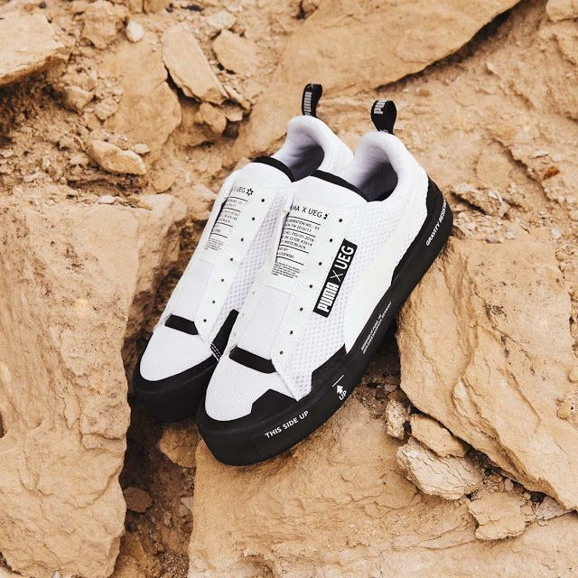 PUMA collaborated with UEG for the first time on a dope collection.  The collection with the Polish brand based out off Warsaw is the fi...