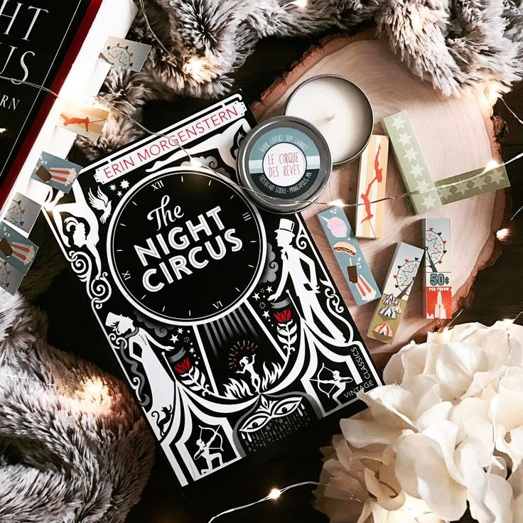 """Read. Loved!1,942 Likes, 23 Comments - KelsRattle The Stars (@acciobooksncoffee) on Instagram: """"""""The circus arrives without warning. No announcements precede it. It is simply there, when…"""""""