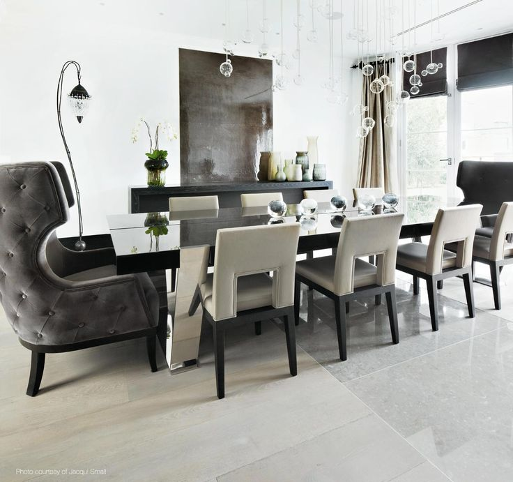 Kelly  #moderndesign #interiordesign #diningroomdesign luxury homes, modern interior design, interior design inspiration . Visitwww.memoir.pt