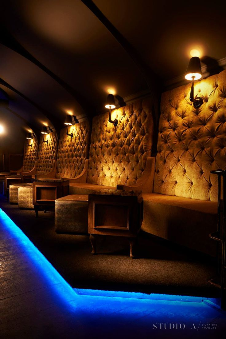 Studio A Signature Projects Cape Town South Africa COCO Bar Nightclub Lounge DesignBar