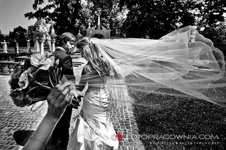 #wedding #ceremony #blackwhite #krakow #poland #dress