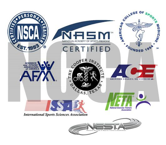 personal trainer certification ncca accredited training programs certifications certificate degree sneakers trainers