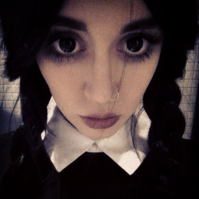Hannah Snowdon | Wednesday Addams: Icon | Pinterest ...