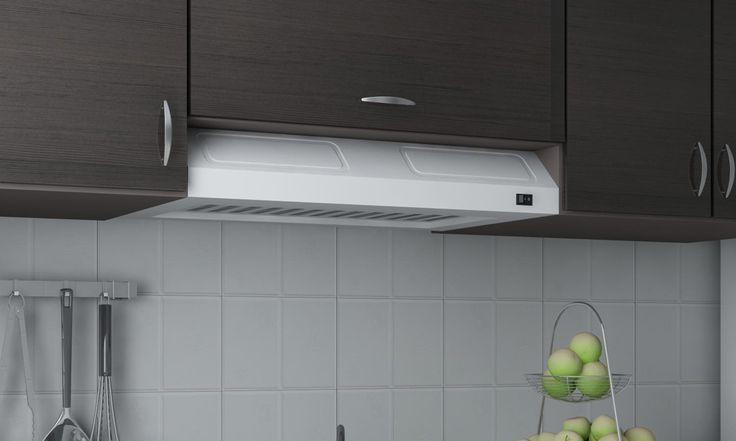 http://apetitprix.fr Cette hotte aspirante est faite en matériaux de haute qualité permettant une évacuation optimisée des odeurs de cuisine.
