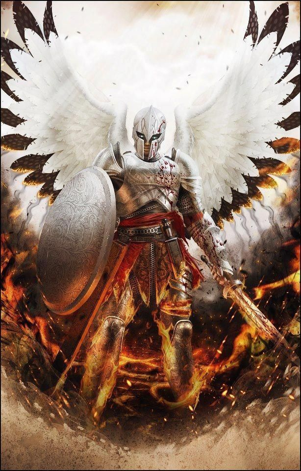 Warrior Angel.