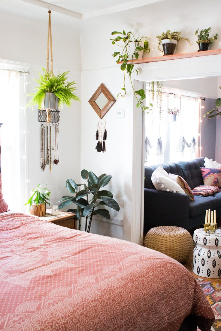 A Cozy and Charming San Francisco Studio Small loft