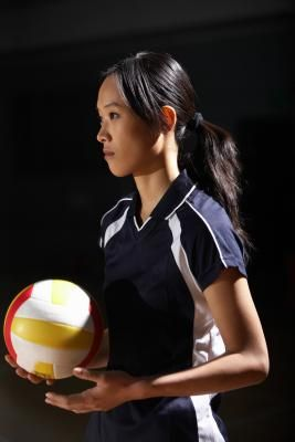 The Best Arm Exercises For Volleyball | LIVESTRONG.COM