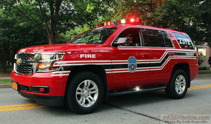 Pleasantville Ny Fd Car 2372 Chief S Car Westchester
