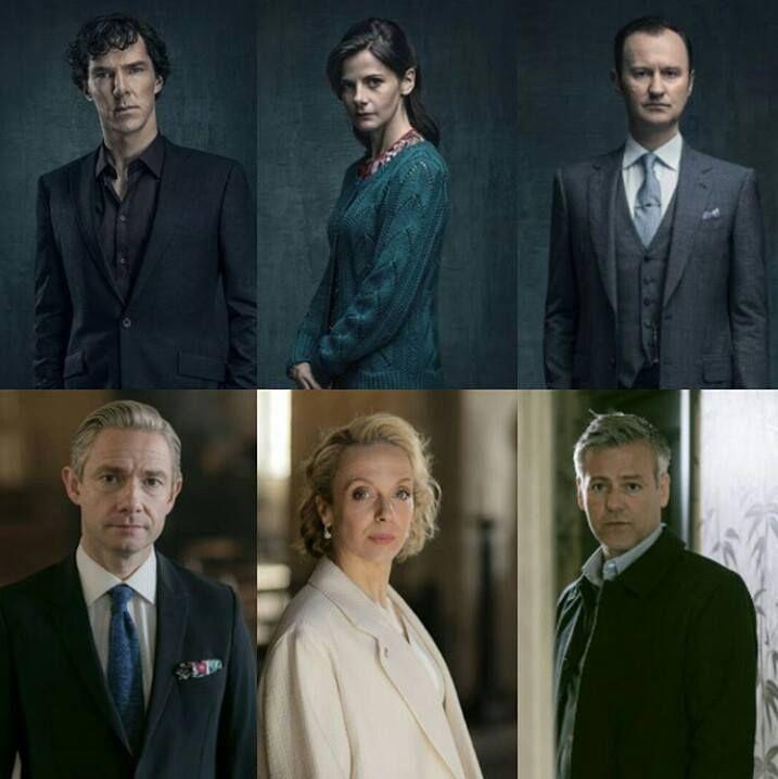 Season 4 Sherlock